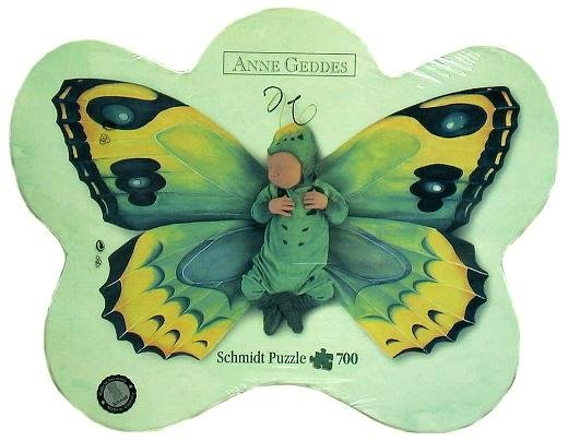 *SLEVA - puzzle - Anne Geddes - Anthony as a Butterfly