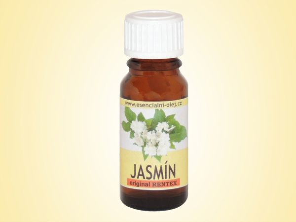 Vonný olej do aromalamp - Jasmín - 10ml