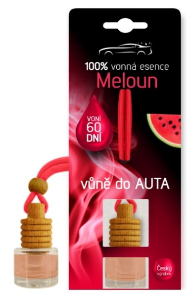 Vůně do auta 5 ml - vůně meloun