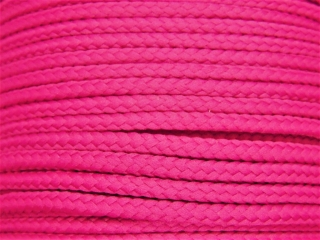 Šňůra YarnMellow Loopy 4mm/150m - astra